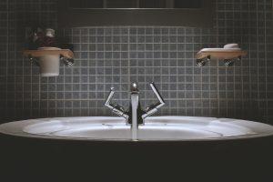 Mozaiek Toilet