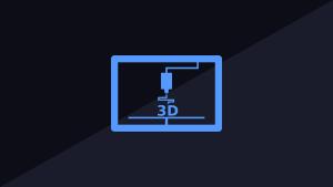 3D geprinte onderdelen